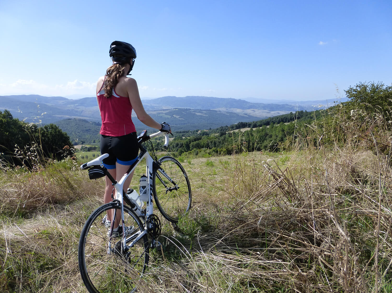 Toscane fietsvakantie