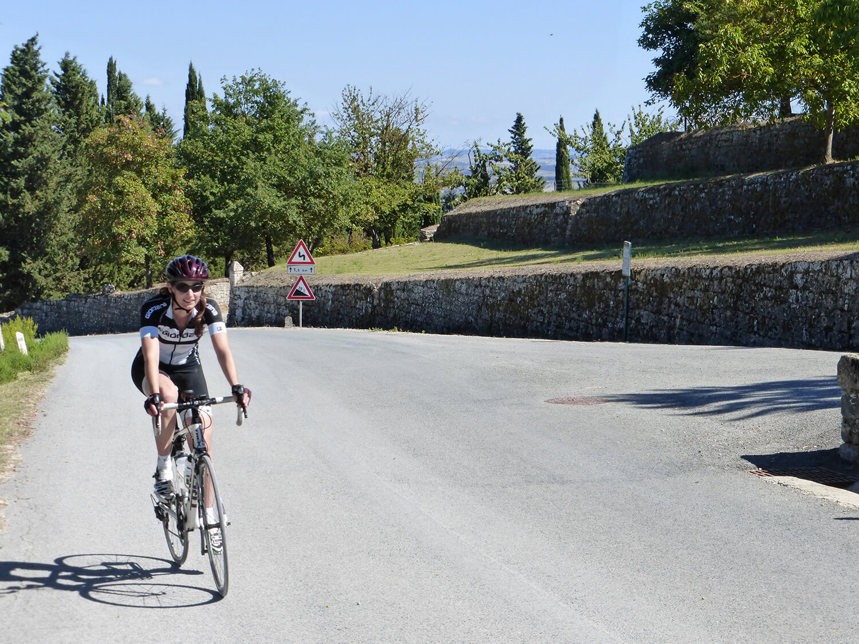 Fietsvakantie wielrennen in Toscane