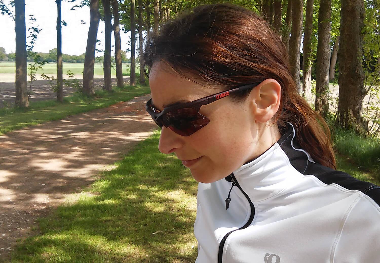 bliz_zonnebril_dames_wielrennen