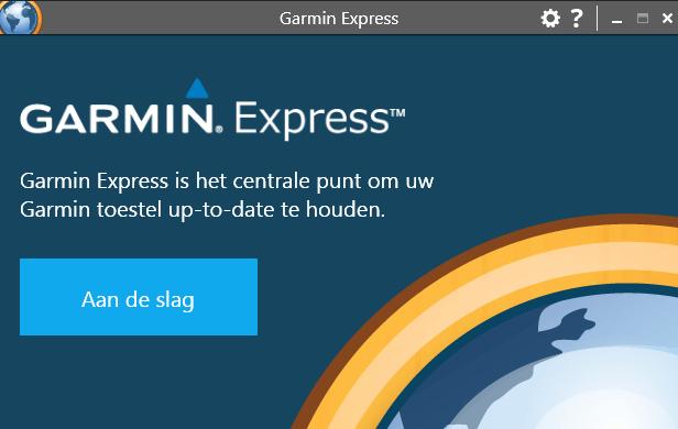 Garmin Express Strava Live Segmenten