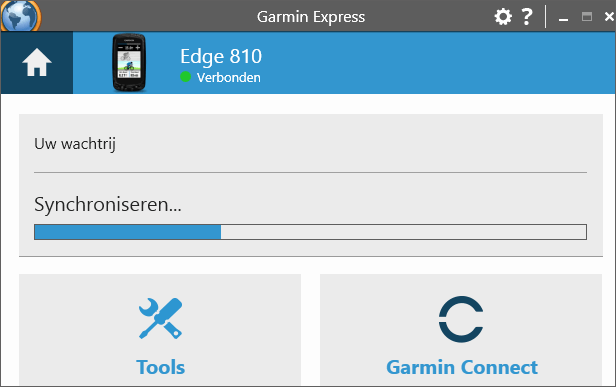 Garmin Live Segmenten op je Garmin Edge