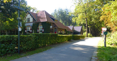 Fietroutes in de Kempen - Landgoed De Utrecht bij Esbeek
