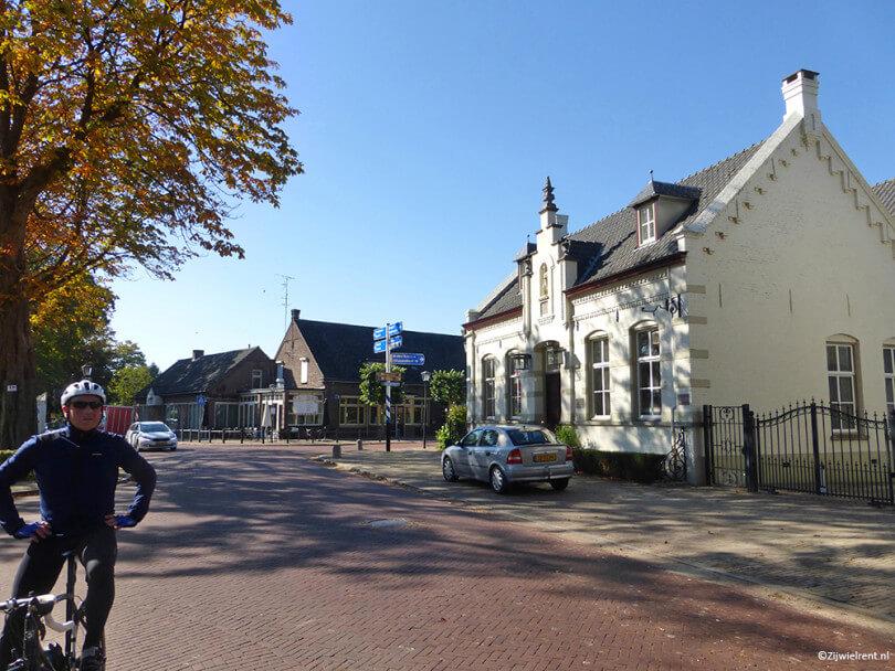 Wielrennen in de Kempen - fietsroute door Vessem