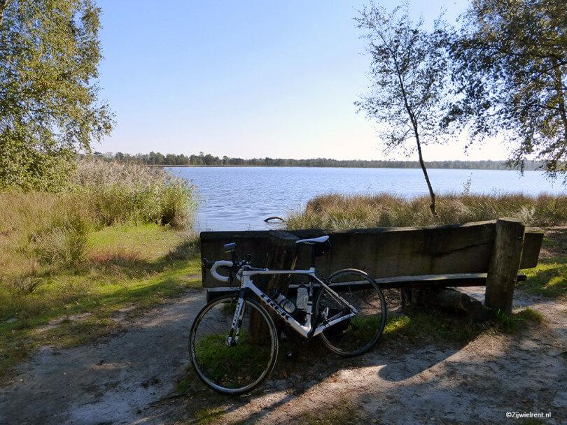 Fietsroutes De Kempen - De Flaes bij Esbeek - Hilbarenbeek
