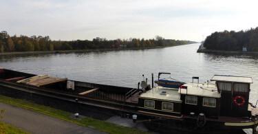 Pannenkoekenboot Postel Mol - Fietsen in de Kempen