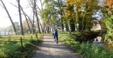 fietsroute De Kempen bij Goirle