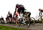 Verbranding tijdens wielrennen