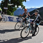 Klimmen op Alpe d'Huez bij La Marmotte