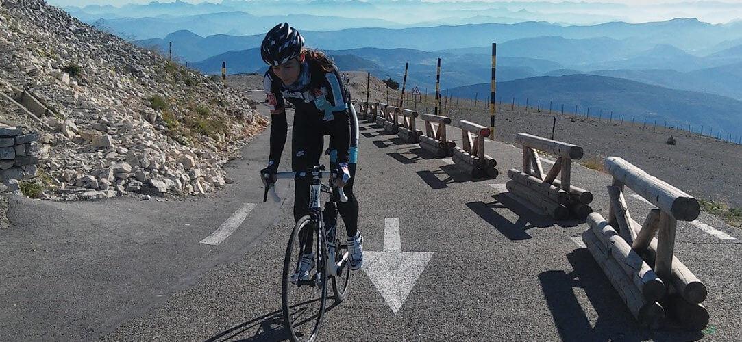 Mont Ventoux wielrennen