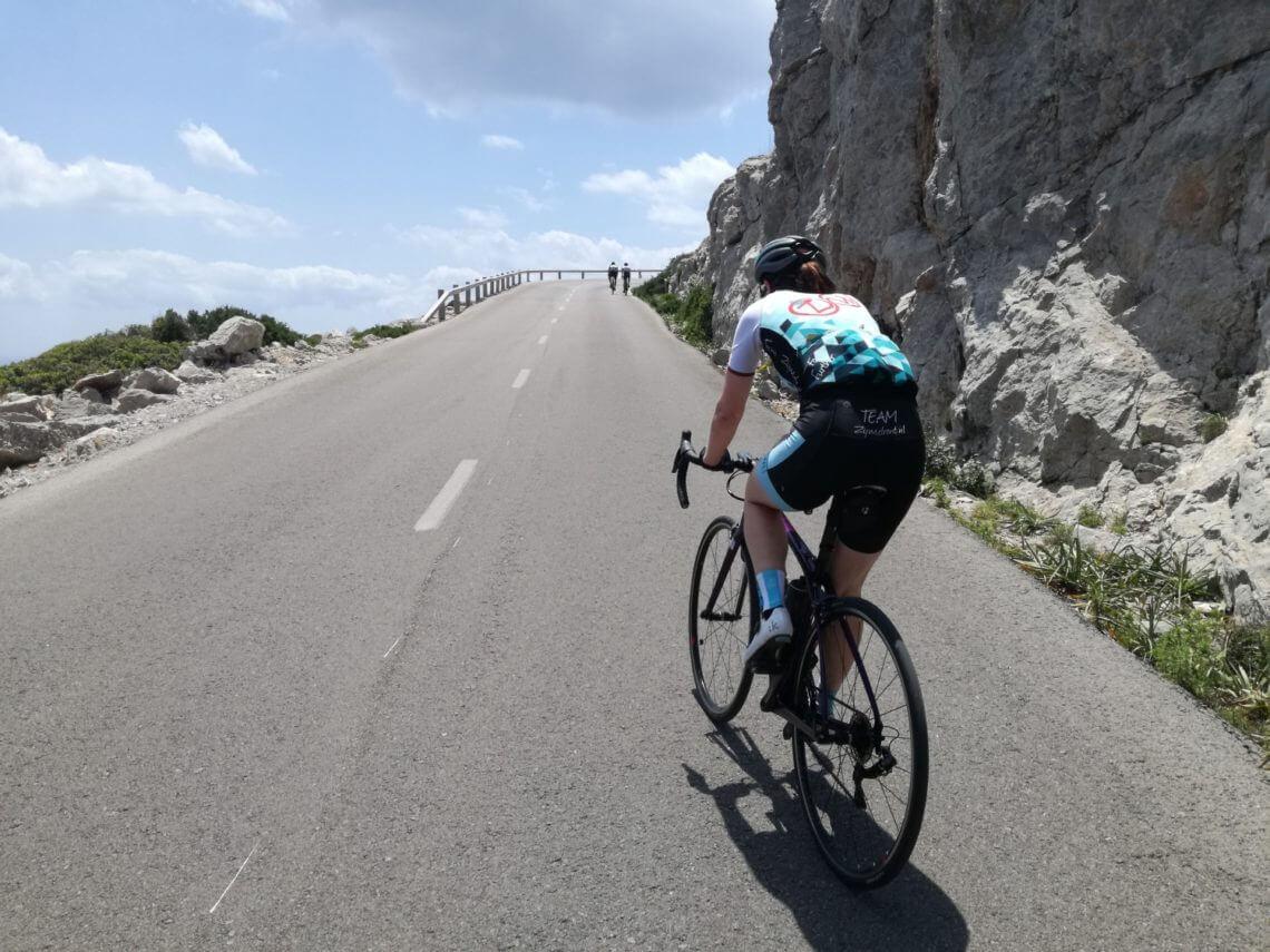 Fietsen op Mallorca