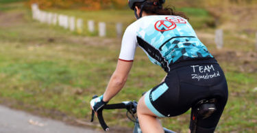 Fietsbroek wielrennen dames