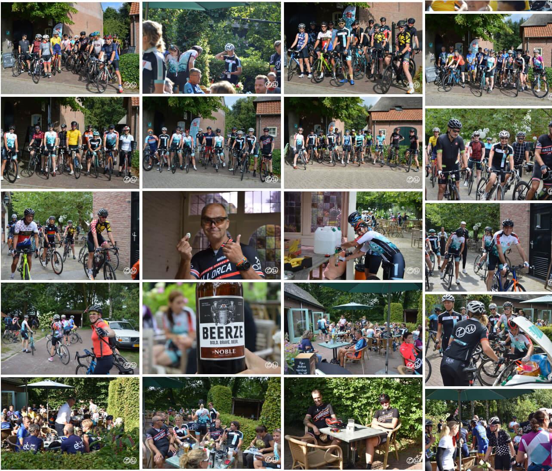Foto's ZijWielrent fietstocht 2019